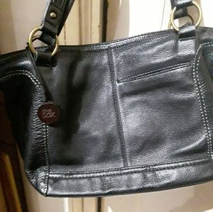 The Sak black tote purse